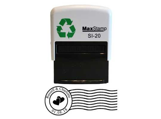 Order Personalised Wedding Stamps Colop Stamps Online